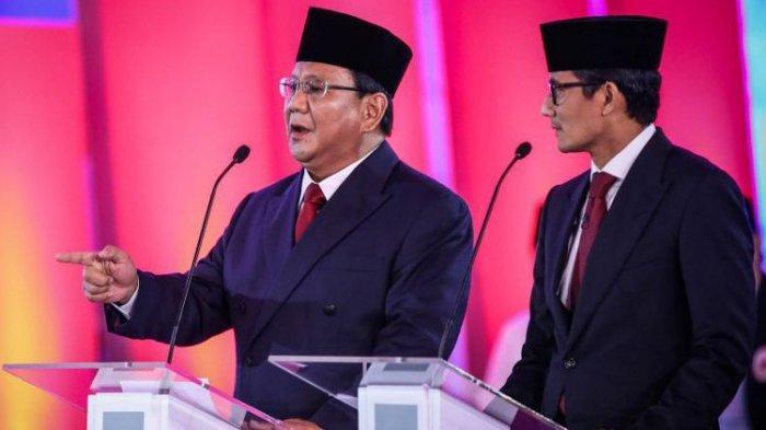 Tim Prabowo Minta Aturan Debat Selanjutnya Tak Terlalu Kaku
