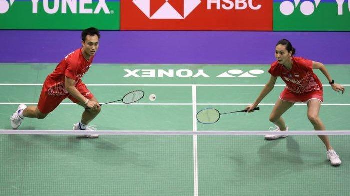 Link Live Streaming Semifinal Thailand Masters 2020 di TVRI, Ada 1 Wakil Indonesia