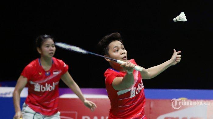Hasil Lengkap Bulutangkis Olimpiade Tokyo 2021 Wakil Indonesia - Greysia/Apriyani Cetak Sejarah