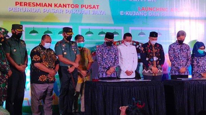 Blok F Trade Center Diresmikan, Bima Arya Ingatkan Perumda PPJ Kota Bogor Harus Cerdas dan Tegas