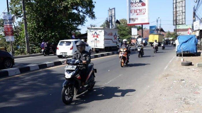 Info Lalu Lintas: Pagi Ini Jalan Raya Jakarta-Bogor Lancar