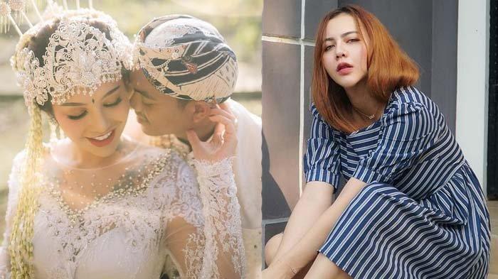 pasca akui Anak Ratu Nabila, Alfath Fathier pamer resepsi pernikahan dengan istri baru