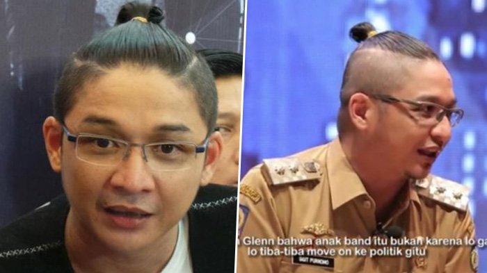 Tanggapan Pasha Ungu Soal Gaya Rambutnya yang Tuai Protes
