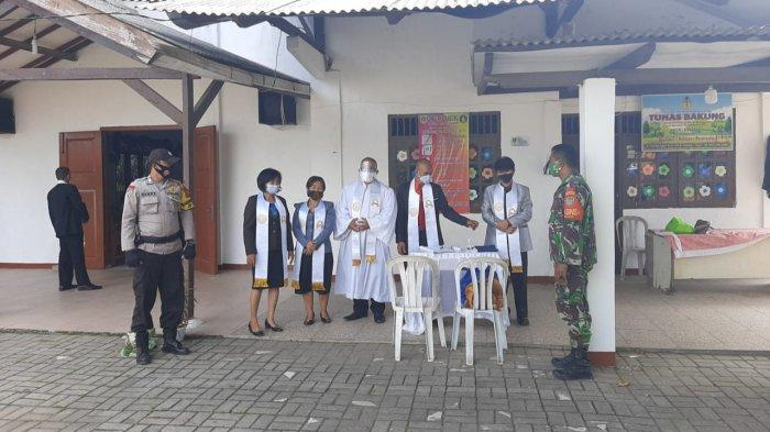Pasca Teror di Makasar, Pengamanan Gereja di Kabupaten Bogor Bakal Lebih Ketat Jelang Jumat Agung