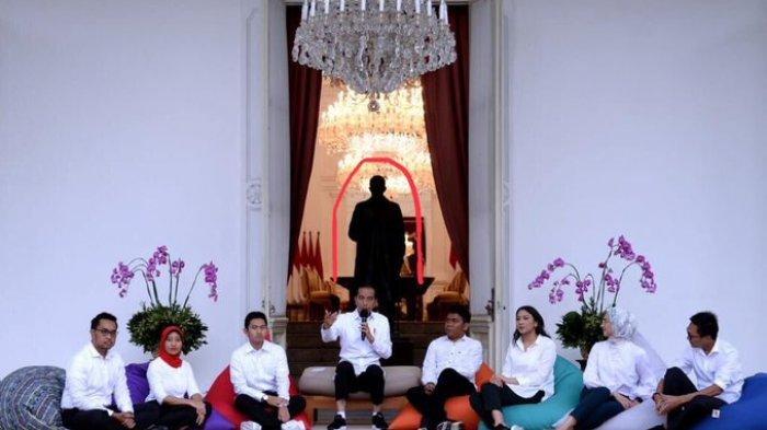 Pertanyakan Sosok di Belakang Jokowi Saat Perkenalkan Staf Khusus, Gibran Semprot Veronica Koman