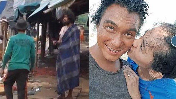 Baim Wong Rela 'Ganti Muka' Demi Ubah Penampilan Orang Gila, Paula Kena Marah karena Lakukan Hal Ini
