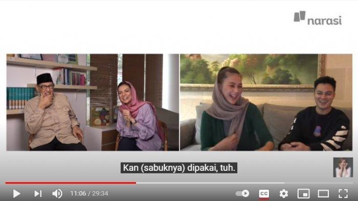 Paula Beri Hadiah Bermakna Saat Anniversary, Najwa Shihab Tak Sangka Sikap Baim : Parah Banget