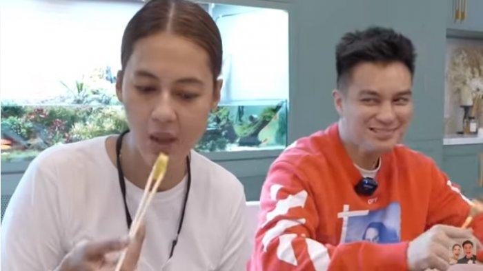 Jauh-jauh Makan di Surabaya Demi Paula Ngidam, Baim Wong Terkejut Lihat Tempatnya