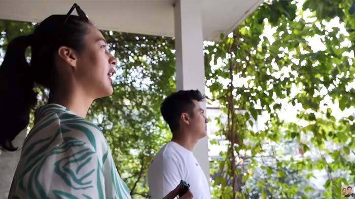Kepincut Rumah Mewah Pilihan Baim Wong, Paula Terkejut Lihat Ini : Kayak di Pengabdi Setan
