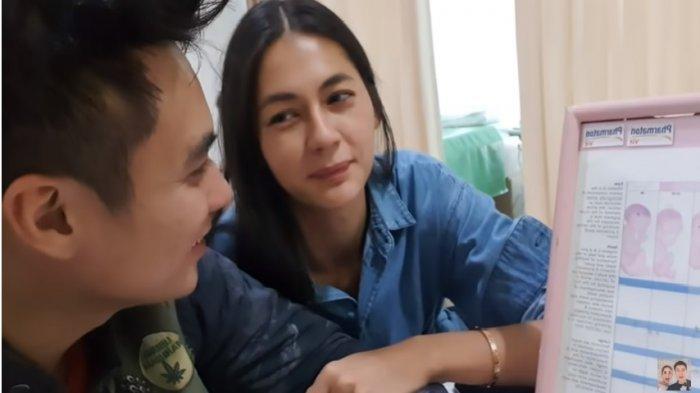 Alasan Baim Wong Baru Ungkap Paula Verhoevan Pernah Keguguran : Dia Suka Bengong Mikirin