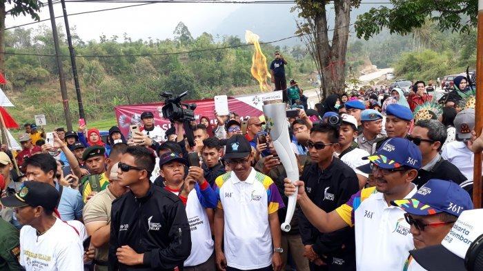 20 Ribu Pelajar Kota Bogor Siap Sambut Pawai Obor Asian Games 2018 Menuju Istana Bogor