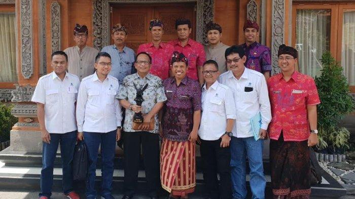Kunjungan Kerja ke Buleleng, PDAM Tirta Pakuan Kota Bogor Belajar Soal Kenaikan Tarif Air