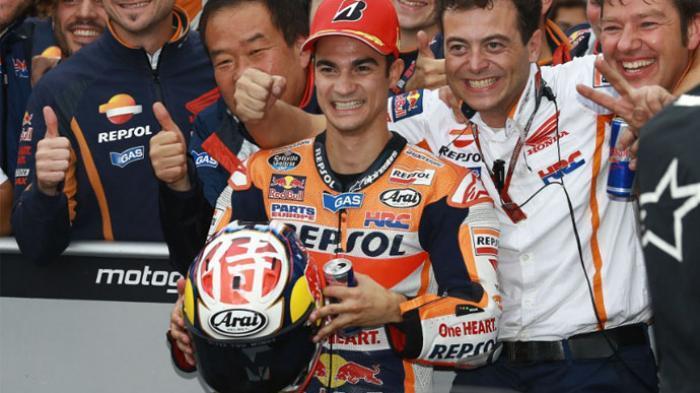 Pensiun dari Balapan MotoGP, Nama Dani Pedrosa Diabadikan di Sirkuit Jerez