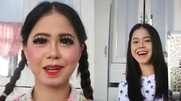 Youtuber Ini Kesal Dirias Mirip Annabelle, Pemilik Salon Beri Hadiah Tak Terduga Tanda Minta Maaf