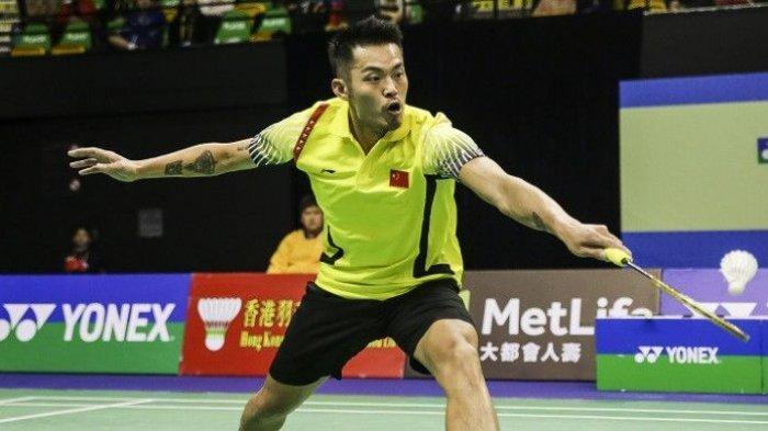 Sudah Pensiun, Lin Dan Masih Berharap Bisa Tampil di Kejuaraan Nasional China 2021