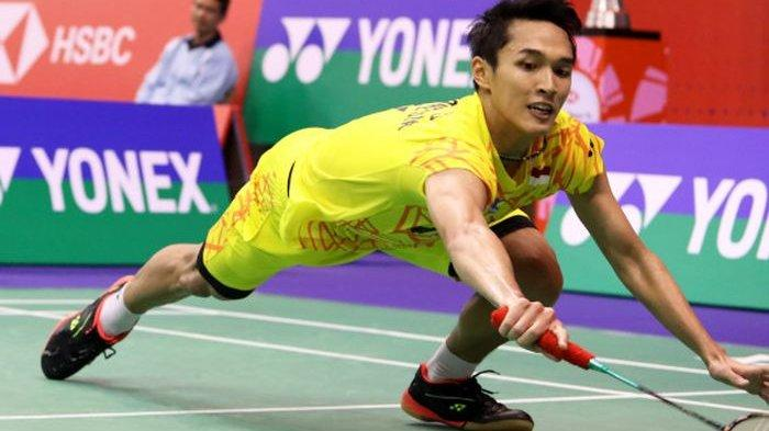 Kalahkan Wakil Taiwan, Jojo Bakal Berhadapan dengan Anthony Ginting di Final Australia Open 2019