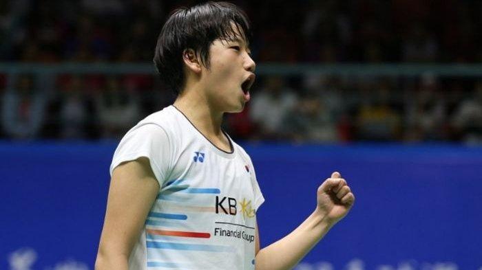 Final French Open 2019 - Carolina Marin Tembus 10 Besar Dunia Usai Dikalahkan An Se-young