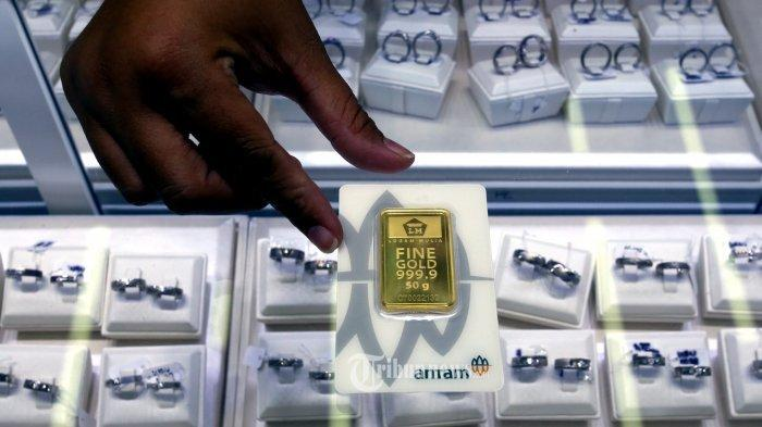 UPDATE Lengkap Harga Emas Antam Hari Ini, Harga Buy Back Masih Stagnan