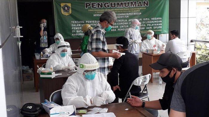 3 Kantor Dinas di Kabupaten Bogor Ditutup Akibat Pegawai Terpapar Covid-19