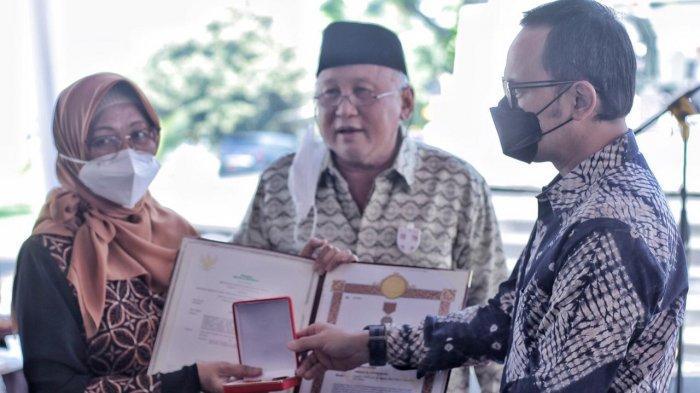 Selamat, 16 Keluarga Pejuang PETA di Bogor Dapat Tanda Kehormatan Satya Lencana