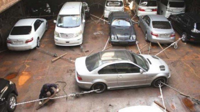 Polisi Selidiki Impor Mobil Mewah Bermodus Pameran