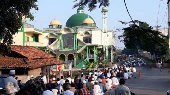 Masjid Agung Baitul Faidzin Bogor Tak Gelar Shalat Idul Adha, Sejumlah Kampung Tetap Melaksanakan