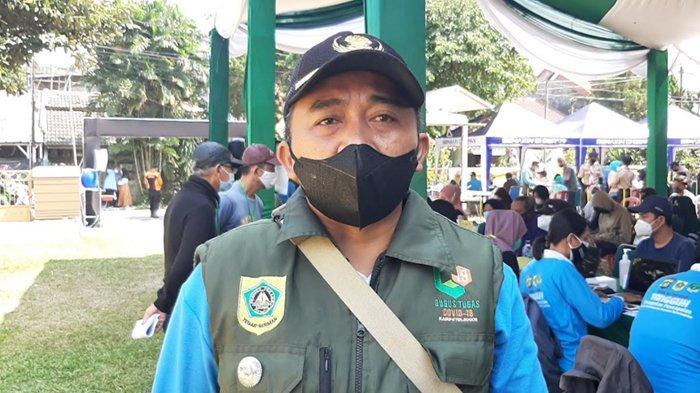 Terkendala Jaringan Internet, Vaksinasi Massal di Bojonggede Bogor Tetap Berlangsung Tertib