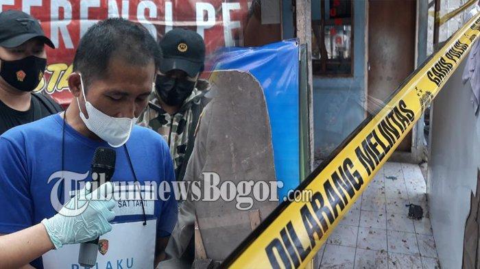 Cemburu Sopir Angkot Berujung Maut, Janda Warung Nasi di Bogor Sempat Diajak Nikah Sebelum Dibunuh