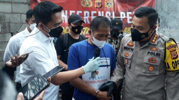 Polisi Ciduk Pembunuh Janda Pemilik Warung Nasi di Kota Bogor, Pelaku Sempat Pindah-pindah Tempat