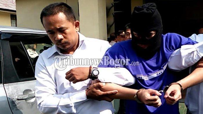 BREAKING NEWS - Pembunuh Sopir Taksi Online di Bogor Ditangkap di Cibinong, Ini Motifnya