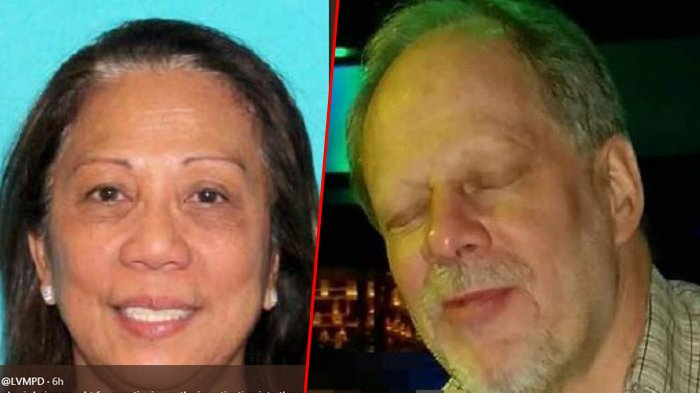 Inilah Kekasih Pelaku Penembakan Las Vegas Keturunan Indonesia