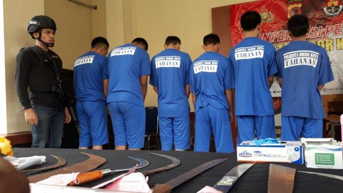 13 Pelaku Tawuran dan Pengeroyokan di Bogor Ditangkap, Polisi Bakal Patroli 24 Jam