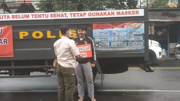 Kasus Covid-19 Kota Bogor Meningkat, Masih Banyak Warga Acuh Protokol Kesehatan