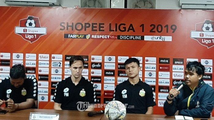 Sukses Taklukkan Persija Jakarta, Ini Kata Pelatih Bhayangkara FC