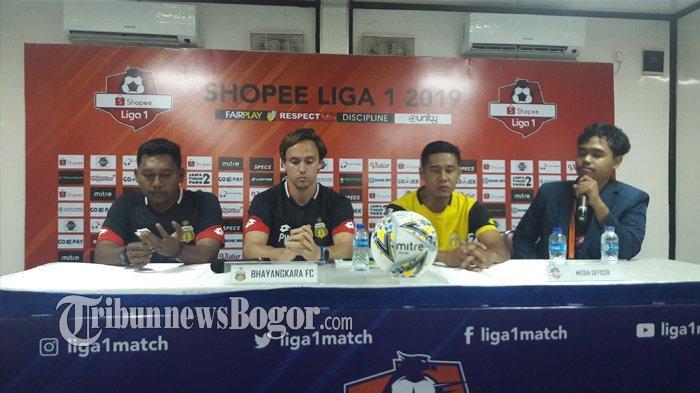 Andik Vermansah dan Ruben Sanadi Gabung Bhayangkara FC, Sang Pelatih Bilang Begini