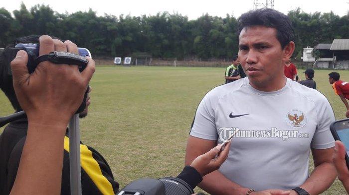Bima Sakti: Pemain Timnas U-16 Indonesia Tak Perlu Waktu Lama untuk Beradaptasi