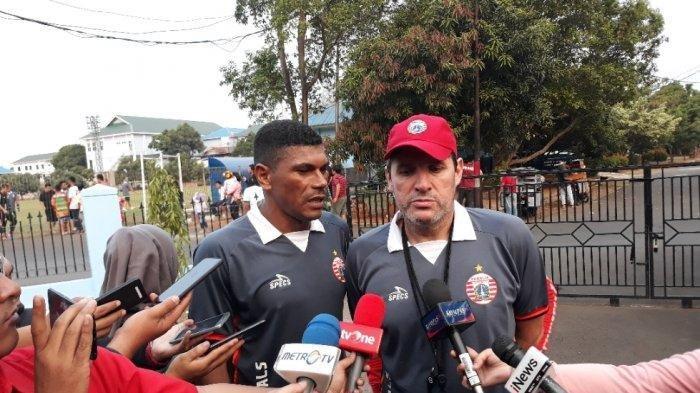 Misi Terselubung Julio Banuelos Saksikan Langsung Permainan Persija U-20