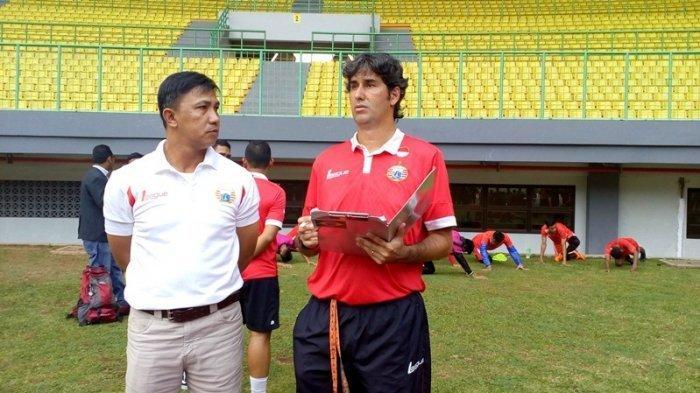 Manajemen Sriwijaya Geram Dengan Pelatih Persija, 'Jangan Lebay Lah'