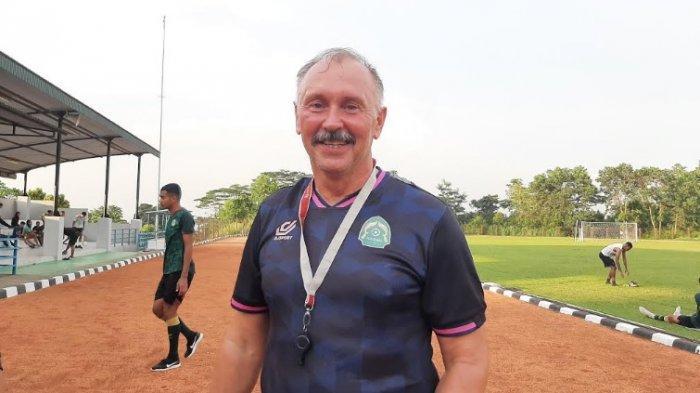 Kalah Dari Timnas Indonesia U-23, Pelatih Persikabo 1973 Sebut Fisik Anak Asuhnya Masih Lemah