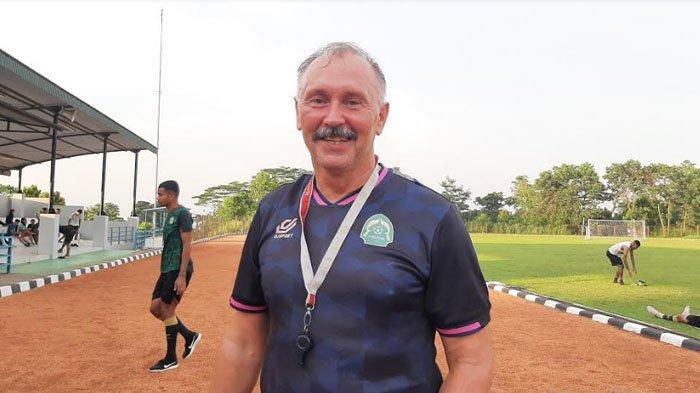 Jelang Piala Menpora RI 2021, Pelatih Persikabo Tak Mau Pandang Remeh Kekuatan Lawan