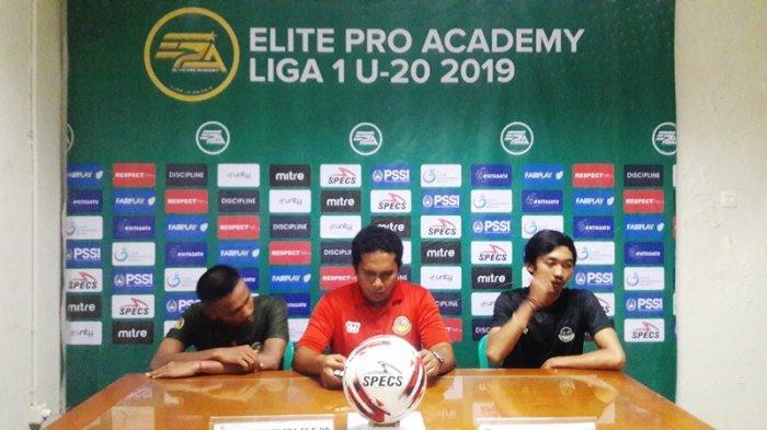 Kalah dari Bhayangkara FC Dilaga Perdana Liga 1 U-20, Pelatih PS Tira Persikabo U-20 Maklum