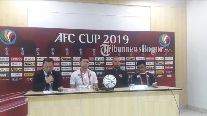 Pelatih PSM Makssar Sindir Penampilan Buruk Spasojevic saat Hadapi Bali united