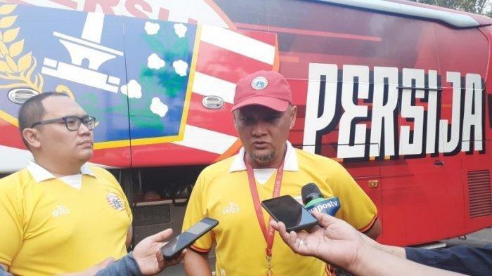 Gantikan Julio Banuelos, Sudirman Beberkan Formasi yang Tepat untuk Pemain Persija Jakarta