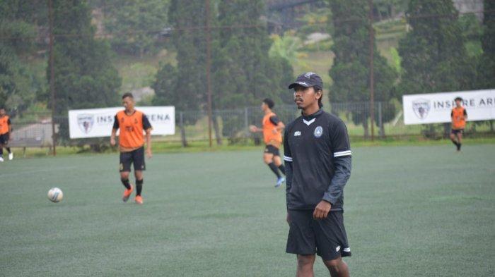Diperkuat Pemain Bertalenta, Tim Sepak Bola Kota Depok Pasang Target Juara di POPDA 2021