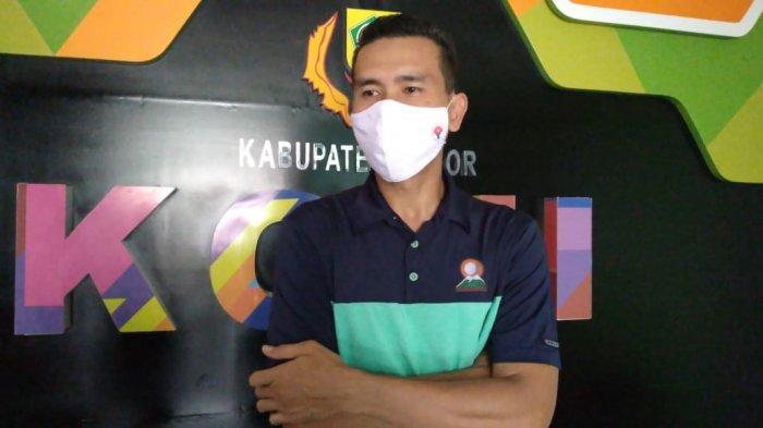 Tampil di Kualifikasi Porprov XIV Jabar 2021, Tim Voli Putri Kabupaten Bogor Diperkuat Atlet Binaan
