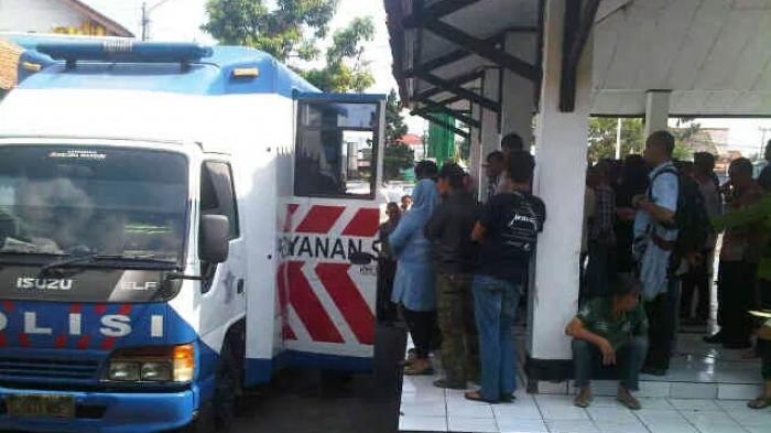 Jadwal SIM Keliling Kota Bogor Hari ini di Kantor Polsek Tanahsareal