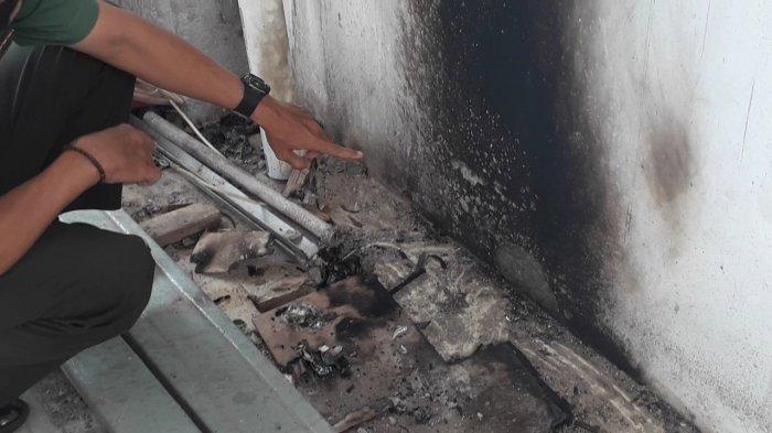 Kronologi Pelemparan Bom Molotov Kedua di Rumah Petinggi PDIP Cileungsi Bogor