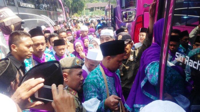 Dibatalkan Kemenag, 3.421 Calon Haji Kabupaten Bogor Tak Jadi Berangkat ke Tanah Suci Tahun Ini