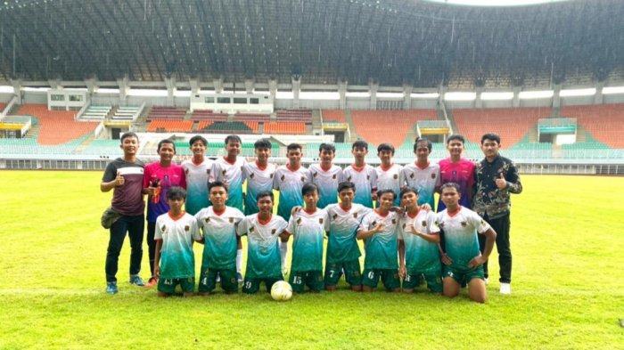 Turnamen Sepak Bola Bogor Junior League 2021 Berlanjut, Idola FC Mampu Unjuk Gigi