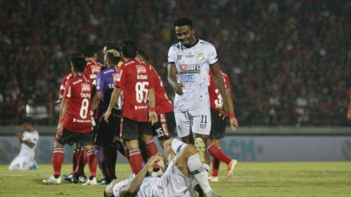 Tekuk Bali United, Osas Saha: Melawan Tim Inti, Tentu Akan Lebih Mudah